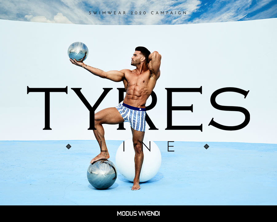 Modus Vivendi Launches the Tyres Swimwear Line
