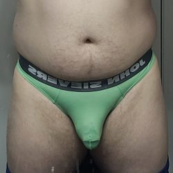 Review – John Sievers Sleek Natural Pouch Thong