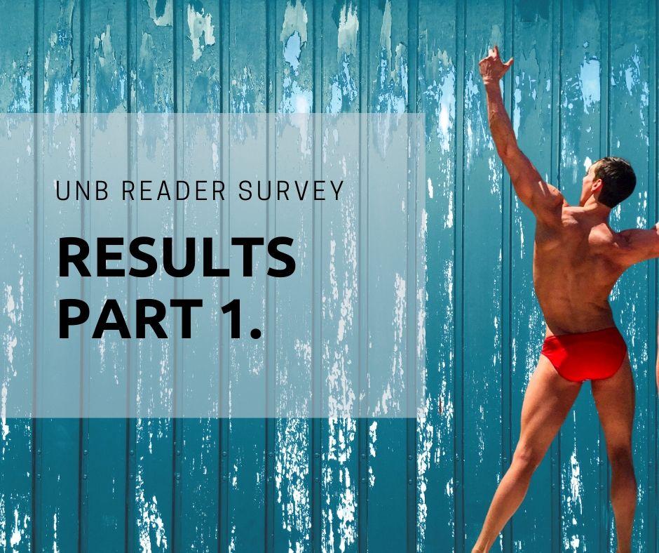 UNB Reader Survey Results Part 1