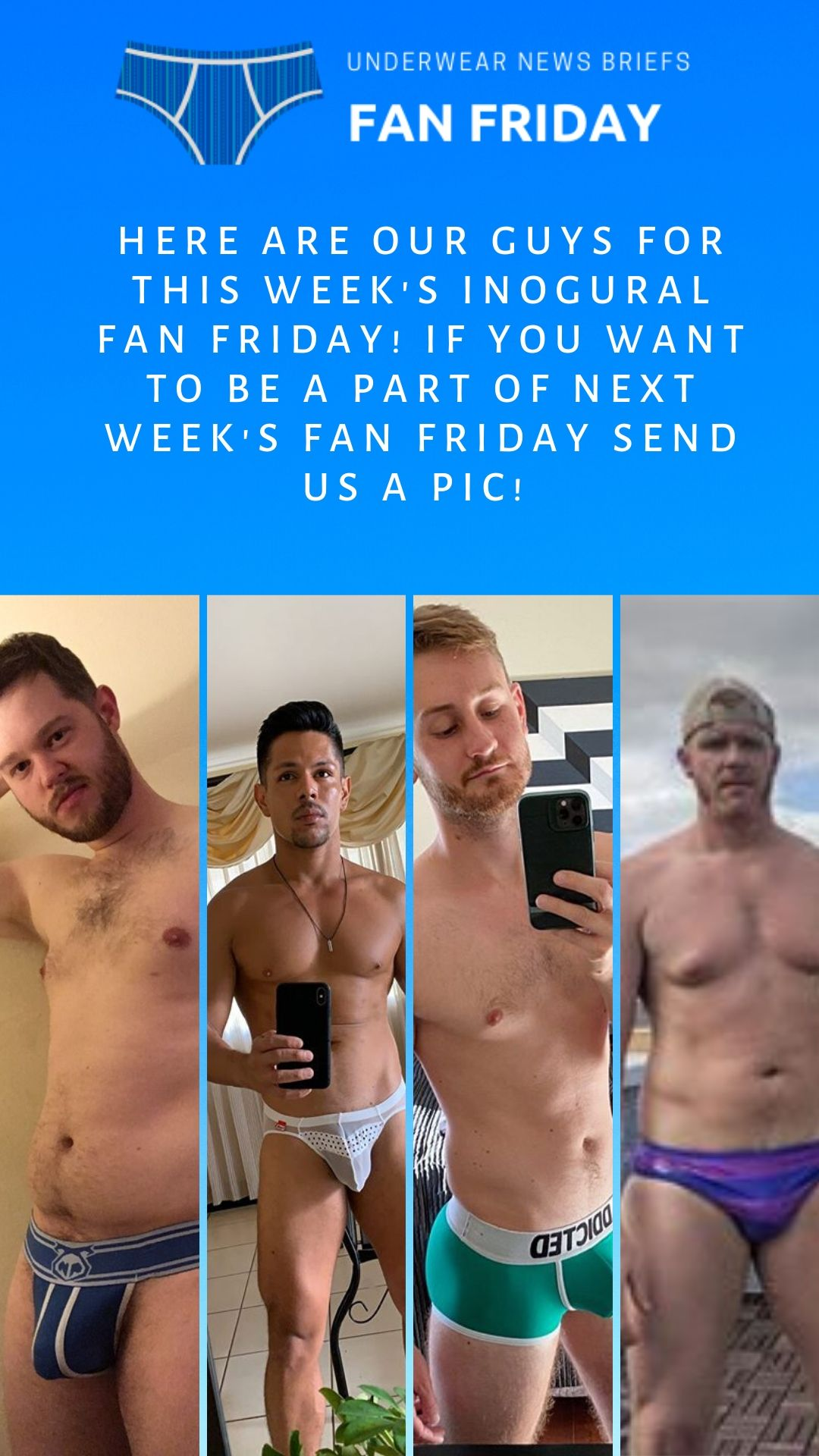 Fan Friday - June 26th