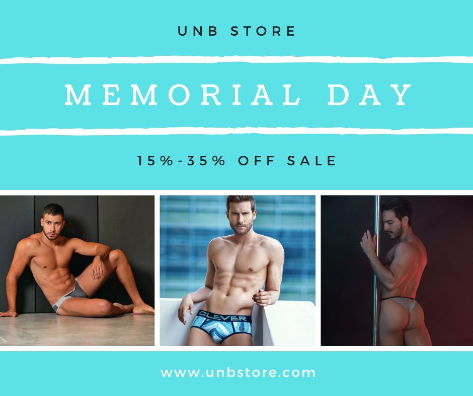 UNB Store Memorial Day Sale - Save up to 35% off