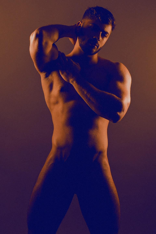 Adrian C. Martin shoots Kevin De La Cruz