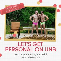 UNB Is going personal