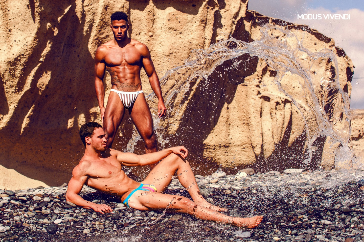 Modus Vivendi Launches the Sun Tanning Line