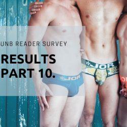 UNB Reader Survey Part 10