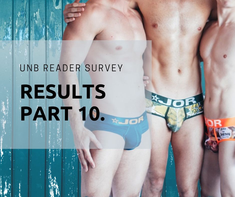 UNB Reader Survey Part 10