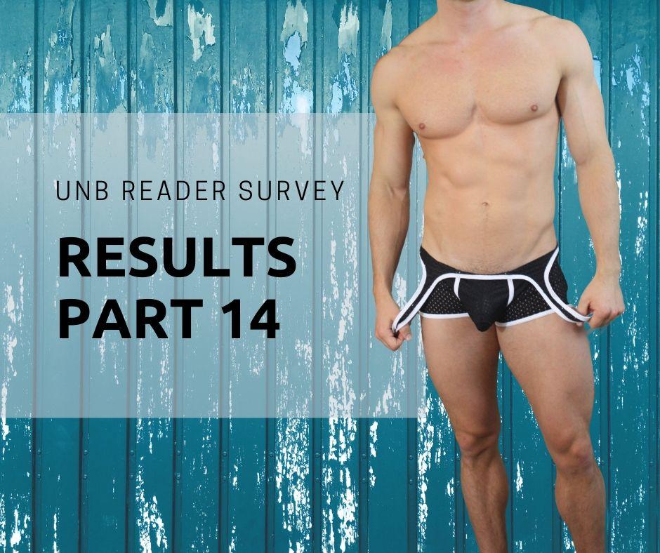 UNB Reader Survey Part 13 - Fetishwear