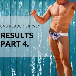 UNB Reader Survey Results Part 4