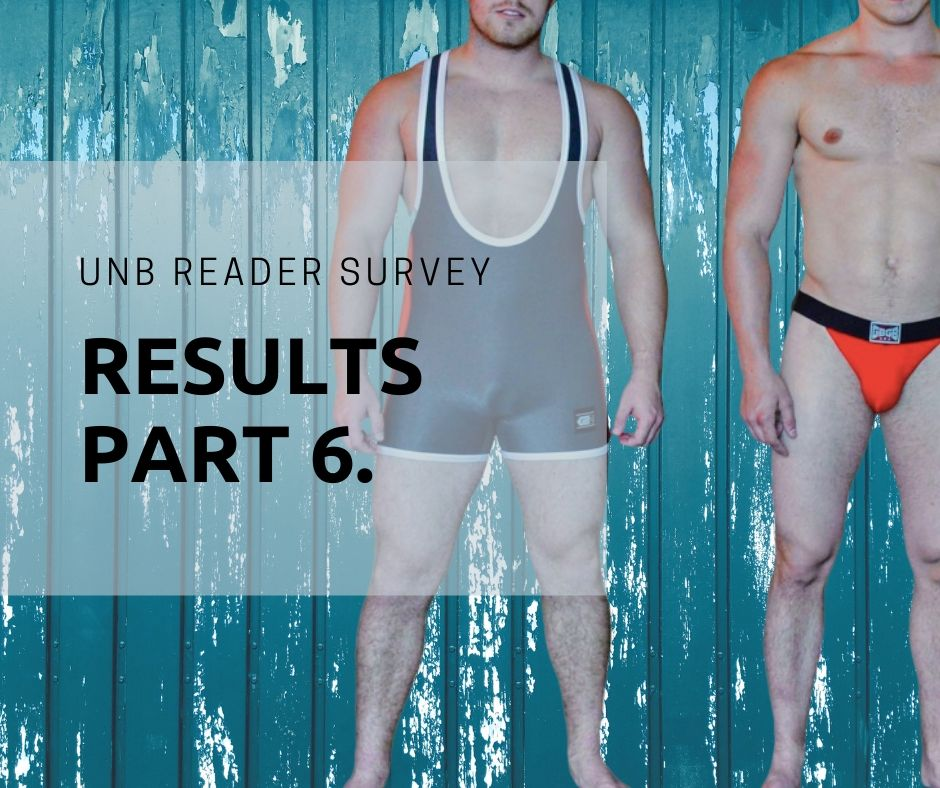 UNB Reader Survey Part 6