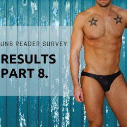 Reader Survey Part 8