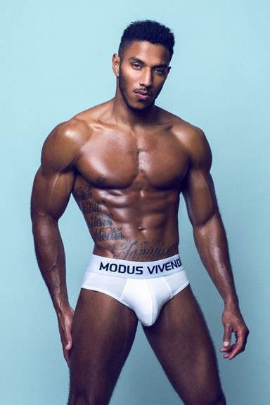 Interview with Modus Vivendi model Marcel Gonzalez