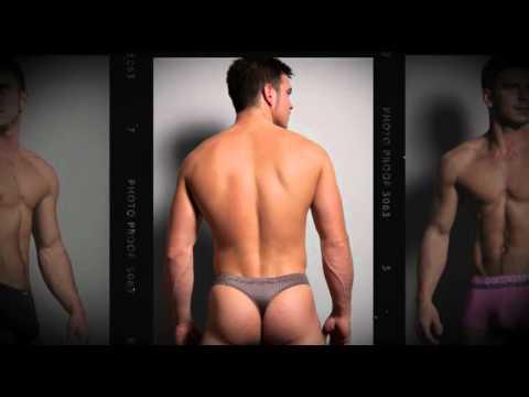 TBT Video Featuring DeadGoodUndies HOM men's underwear 2011 preview