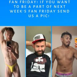 Fan Friday – June 19th