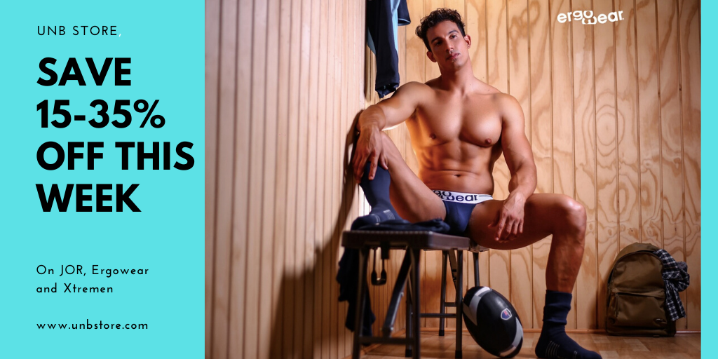 Save up to 35% off on Ergowear, JOR, and Xtremen