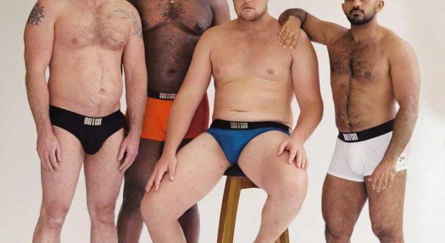 Brief Distraction featuring Butch Underwear