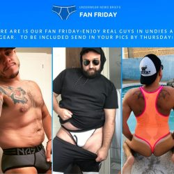 Share your love of undies with us