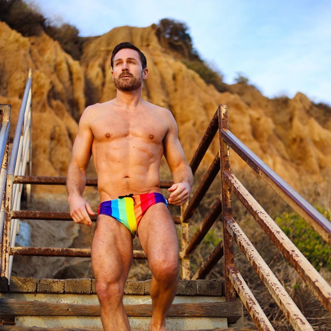 Brief Distraction featuring Smithers Swimwear