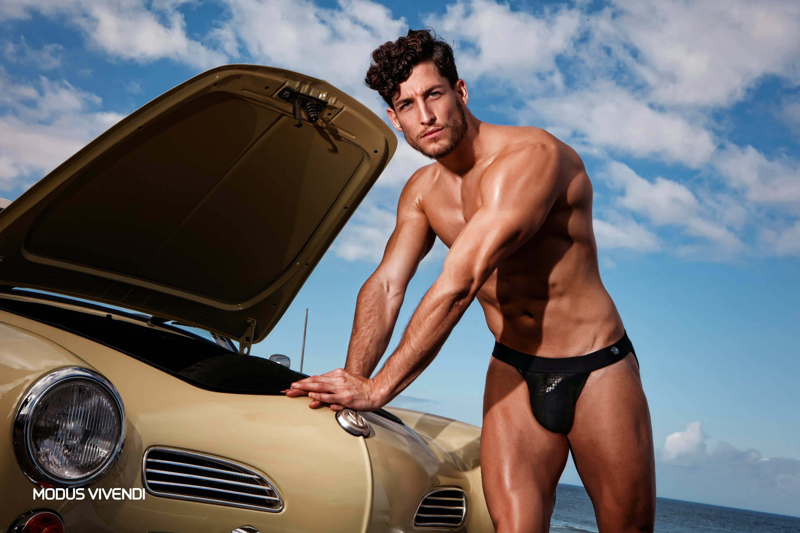 Modus Vivendi Launches the Camouflage Swimwear