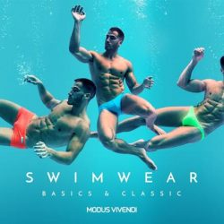 Modus Vivendi re-Launches the Basic & Classic Swimwear