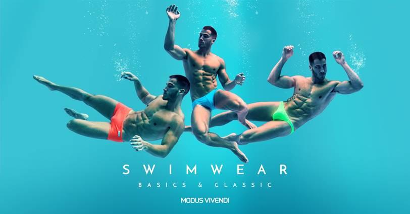 Modus Vivendi re-Launches the Basic & Classic Swimwear