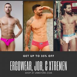 Save 35% off Ergowear, JOR, and Xtremen