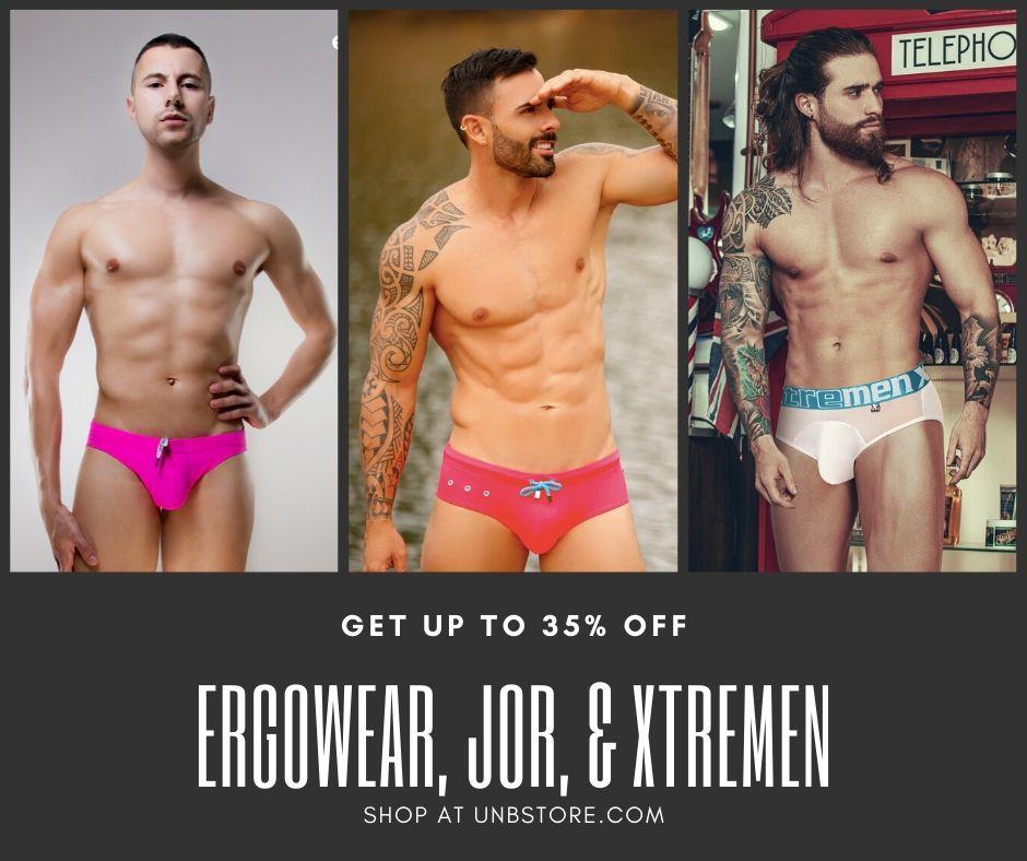 Save 35% off Ergowear, JOR, and Xtremen
