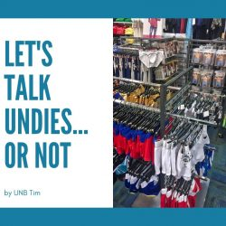 Let's talk about undies… or not