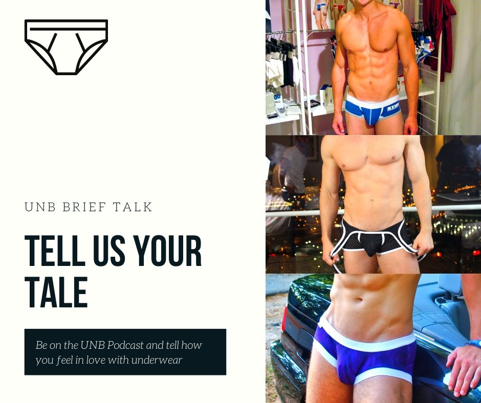BRIEF TALK Podcast: Tell Us Your Tale