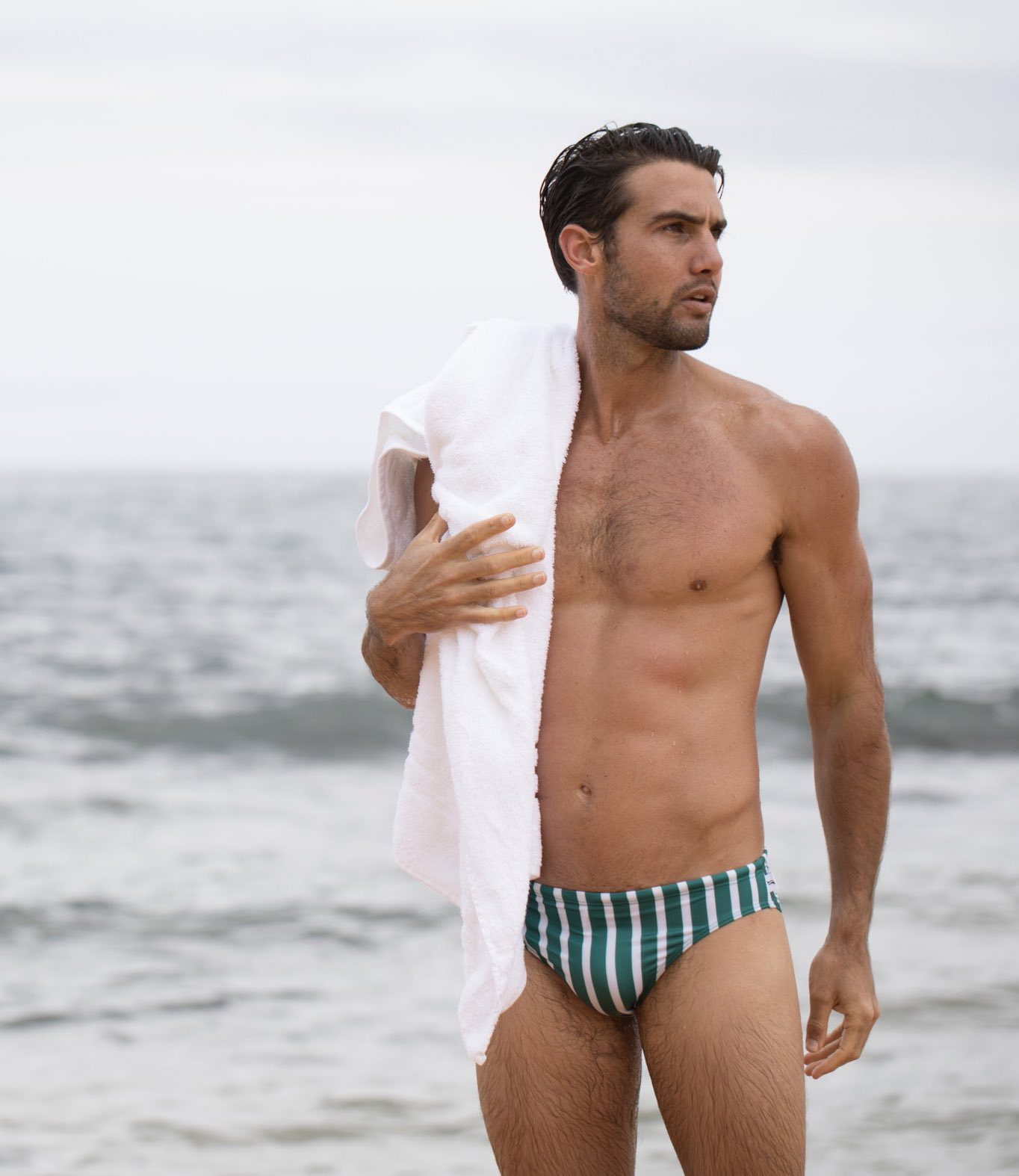 Brief Distraction featuring Smither's Swimwear
