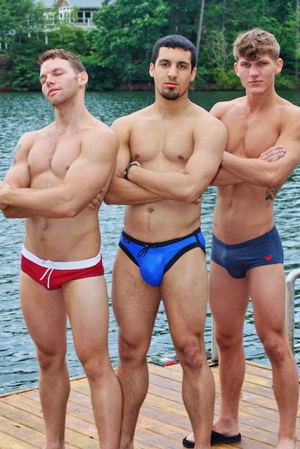 Underwear Models - Why brands use different types of Models