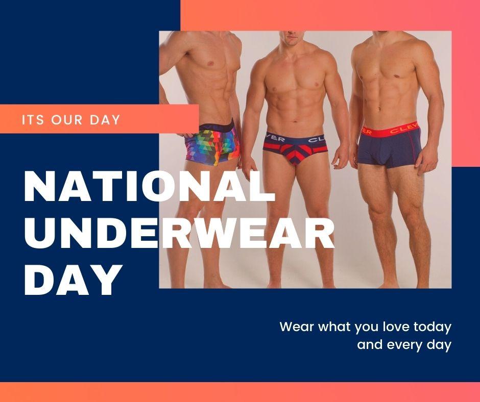 National Underwear Day