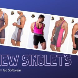 Go Softwear New Singlets for 2020