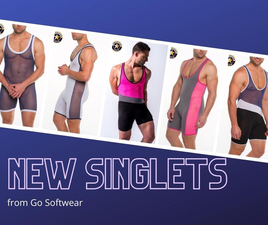 Go Softwear New Singlets for 2020