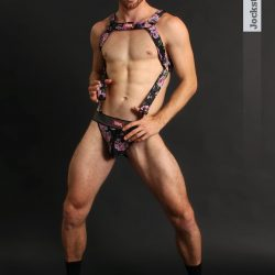 Vaux VX2 Zipper Jocks and Harnesses featuring new model Frankie