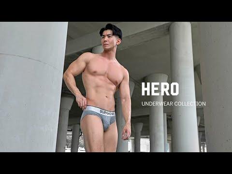 Hero Underwear from Supawear