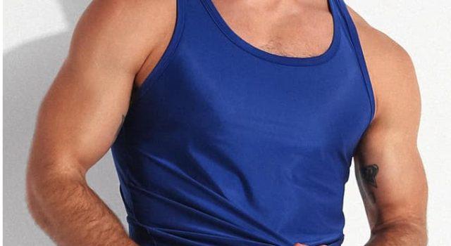 New Rick Majors Slinky thongs, sports briefs, tanks & more