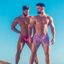 Adrian C. Martin – Elia Beachwear featuring Kevin De La Cruz & Andres