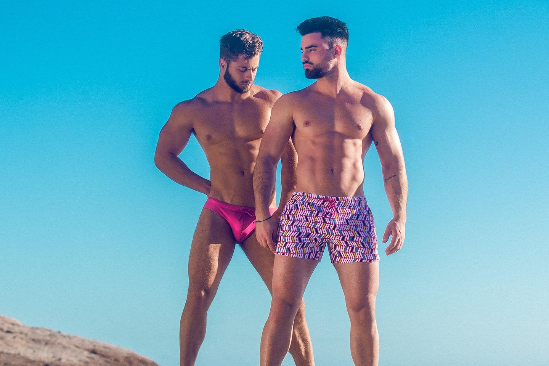 Adrian C. Martin - Elia Beachwear featuring Kevin De La Cruz & Andres