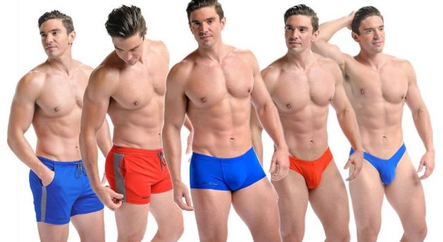 Grand Axis Swim Wear is Out!