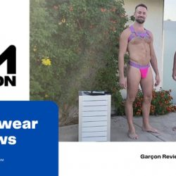 Video Review -Garcon Harness, AirJock & Thong