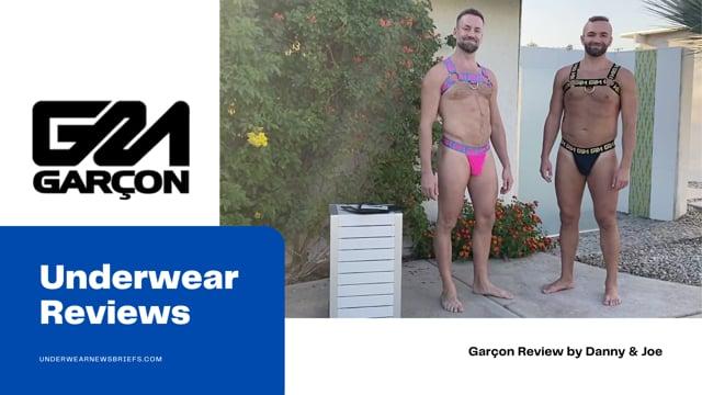 Video Review -Garcon Harness, AirJock & Thong