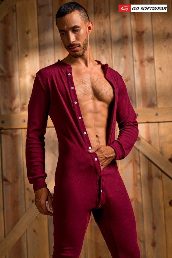 Go Softwear Union Suit