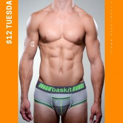Baskit $12 Tuesday-