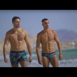 TEAMM8 Eden Swimwear campaign video