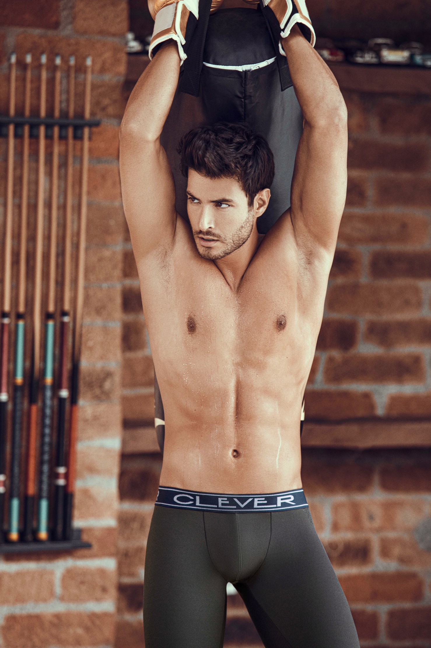 Brief Distraction featuring Clever Moda