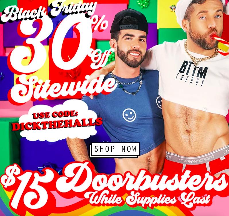 Sales Brief - Black Friday Vol 1