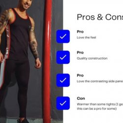 Workout Wear Review – JOR Ares Pants