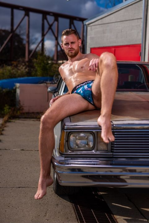 Brief Distraction featuring Dustin James