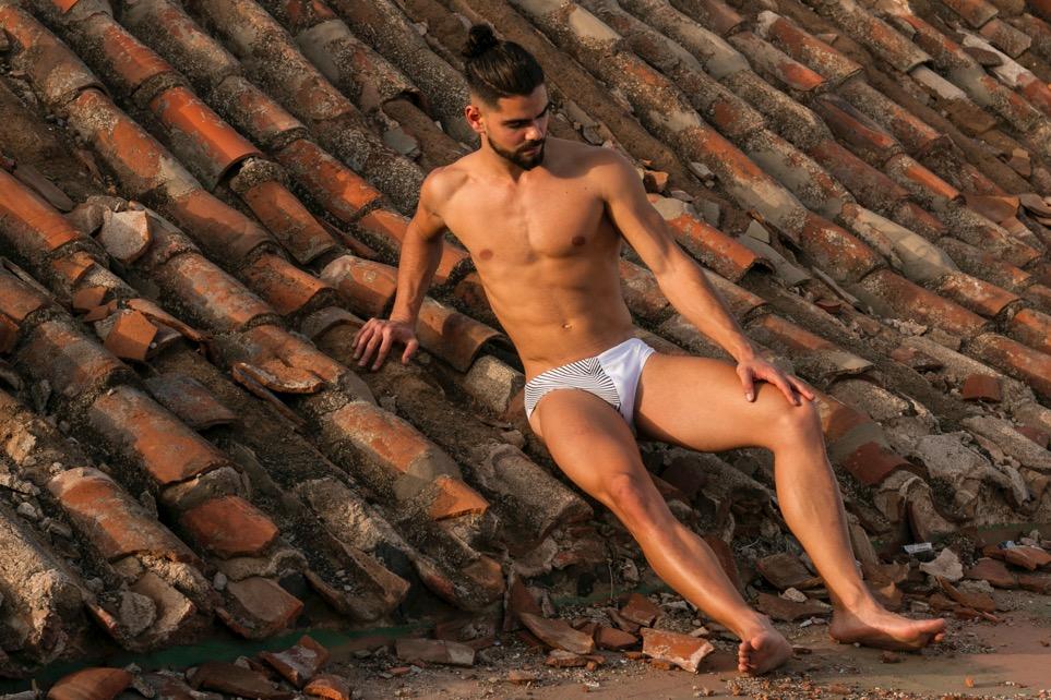 MDZ Male Model - Kream Wear