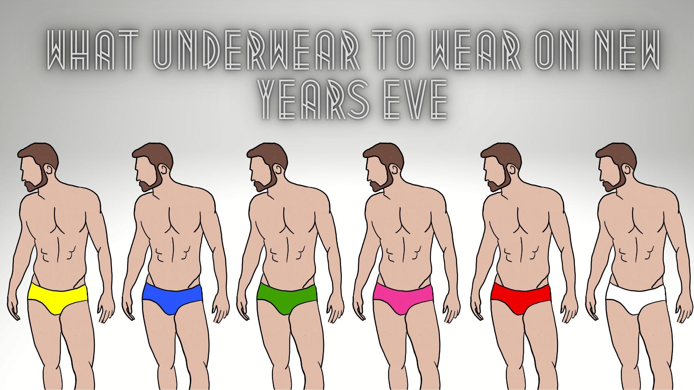What color underwear should you wear on New Years Eve?